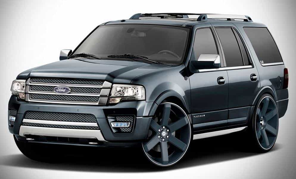 2017 Ford Expedition Dimensions