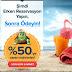 Ekonomik Tatil Fırsatı (34 TL'den başlayan fiyatlara Herşey Dahil Oteller)