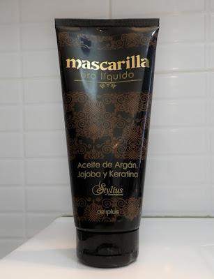 Mascarilla Oro Líquido Deliplus favoritos 2015