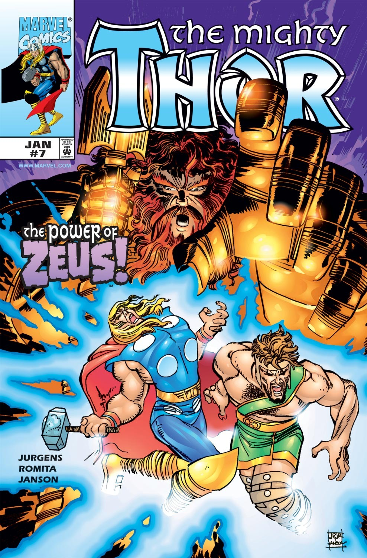 Thor (1998) Issue #7 #8 - English 1