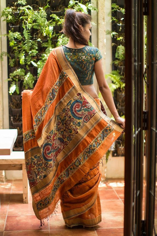 Breezy Summer Sarees – You Can't Miss – for summer 2017!