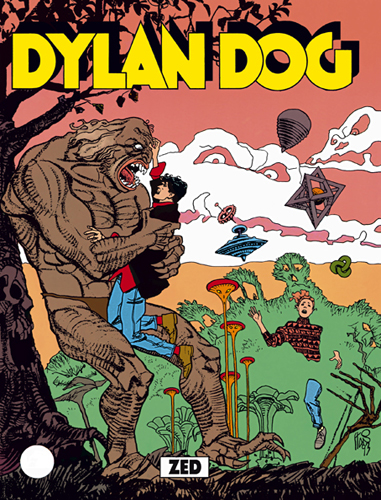 Dylan Dog (1986) 84 Page 1
