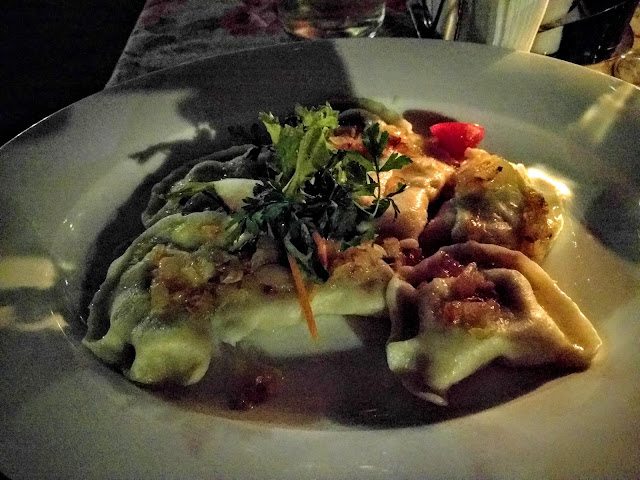 What to eat in Warsaw: Perogies at Restauracja Dawne Smaki