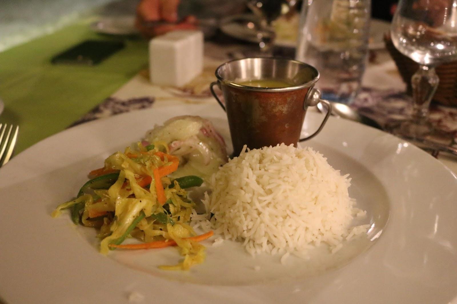 Angsana Balaclava Dinner