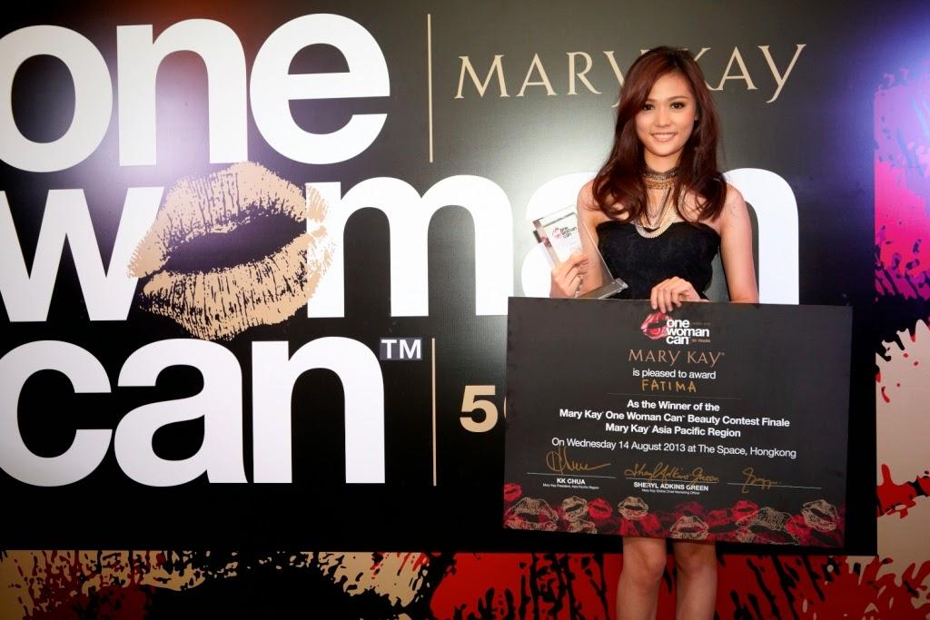 蘋果的化妝箱 by Meling Lam: 參加 Mary Kay 2014 美妝大賽 贏取西班牙或韓國培訓體驗#MaryKay #MKDreamBeautiful