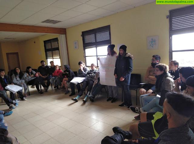 El Cabildo crea una junta gestora para la promoción del Consejo de la Juventud de La Palma