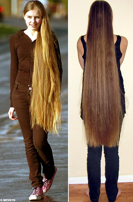 In Order To Maintain The Health And Beauty Of Your Long Hair It Is Best To Look For A Stylist Who Knows How To Handle Long Hair