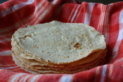 Homemade Corn Tortillas – Seconds to Learn, Years to Master