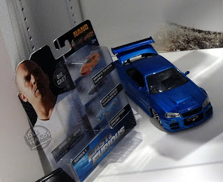 Toy Fair 2019 JADA Fast and the Furious Nano Metalfigs