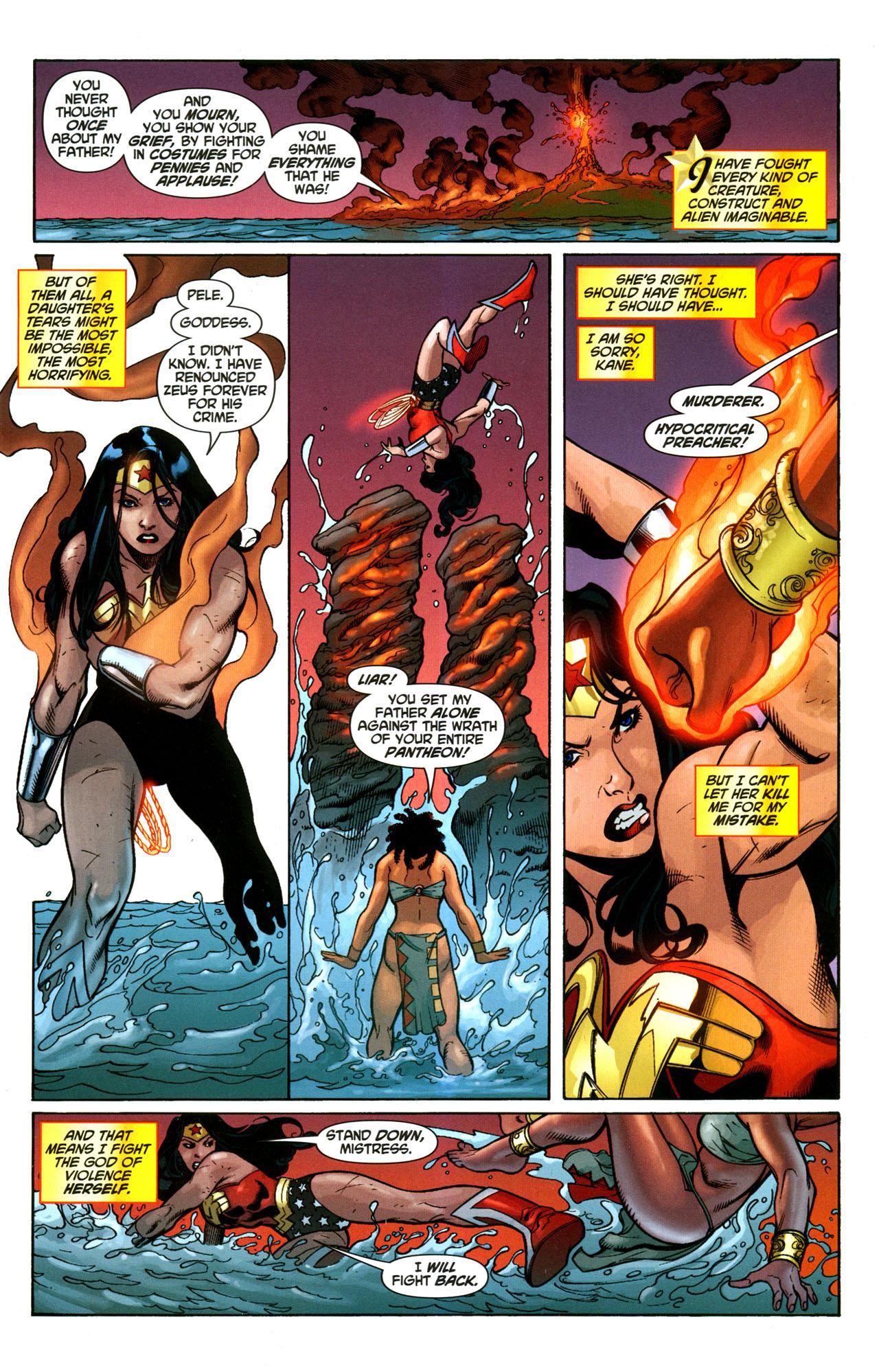 Read online Wonder Woman (2006) comic -  Issue #35 - 18