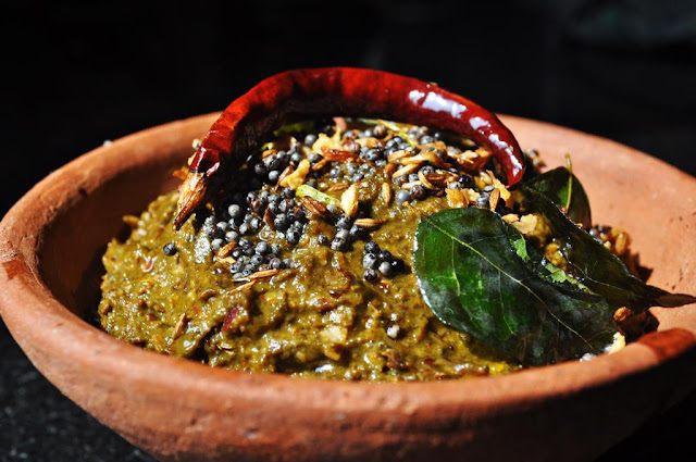 Itis the famous dish of Andhra Pradesh.