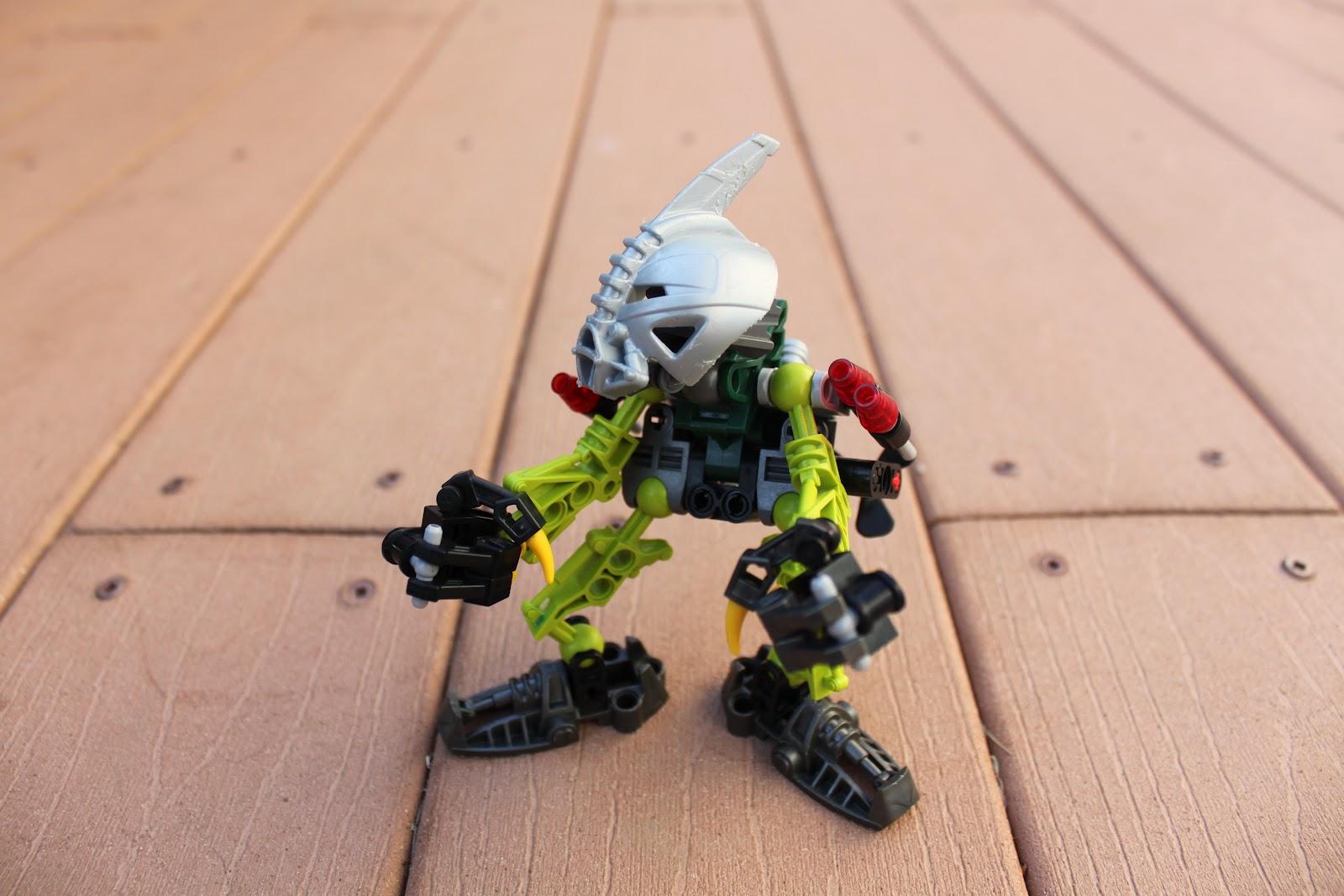 Epic Bionicle Mocs Me