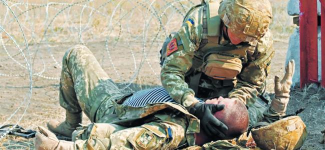 тактична медицина, тактическая медицина