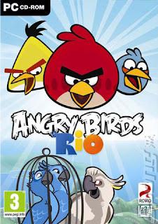 Angry Birds Rio (PC) 2011