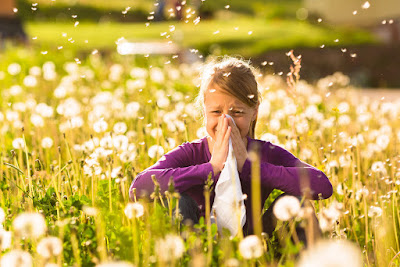 The Good News and Bad News About Your Seasonal Allergies.