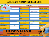 Aplikasi Administrasi Guru 2016-2017