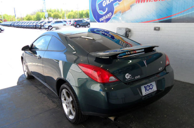 Pick of the Week - 2007 Pontiac G6 GT