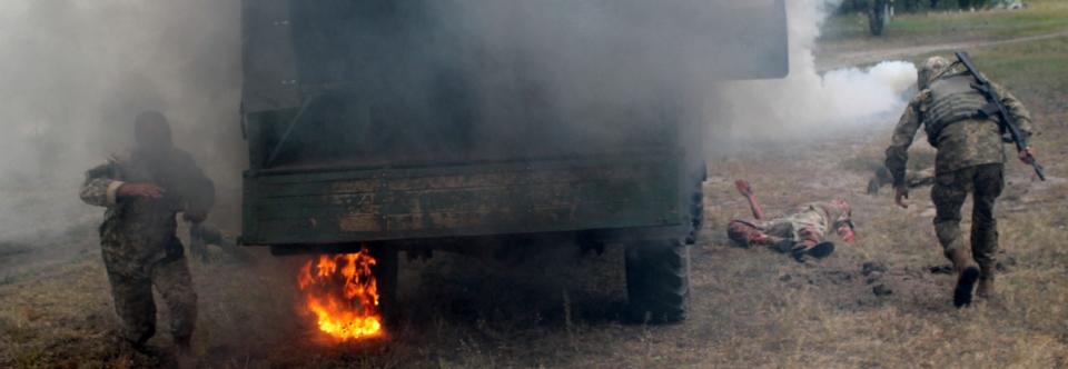 Балаклія: першим загорівся двигун ракети 3М9 ЗРК Куб