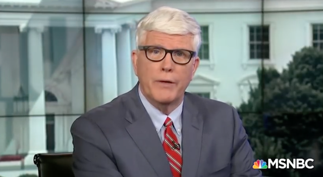 Conservative talk-show host Hugh Hewitt announces end of his MSNBC show