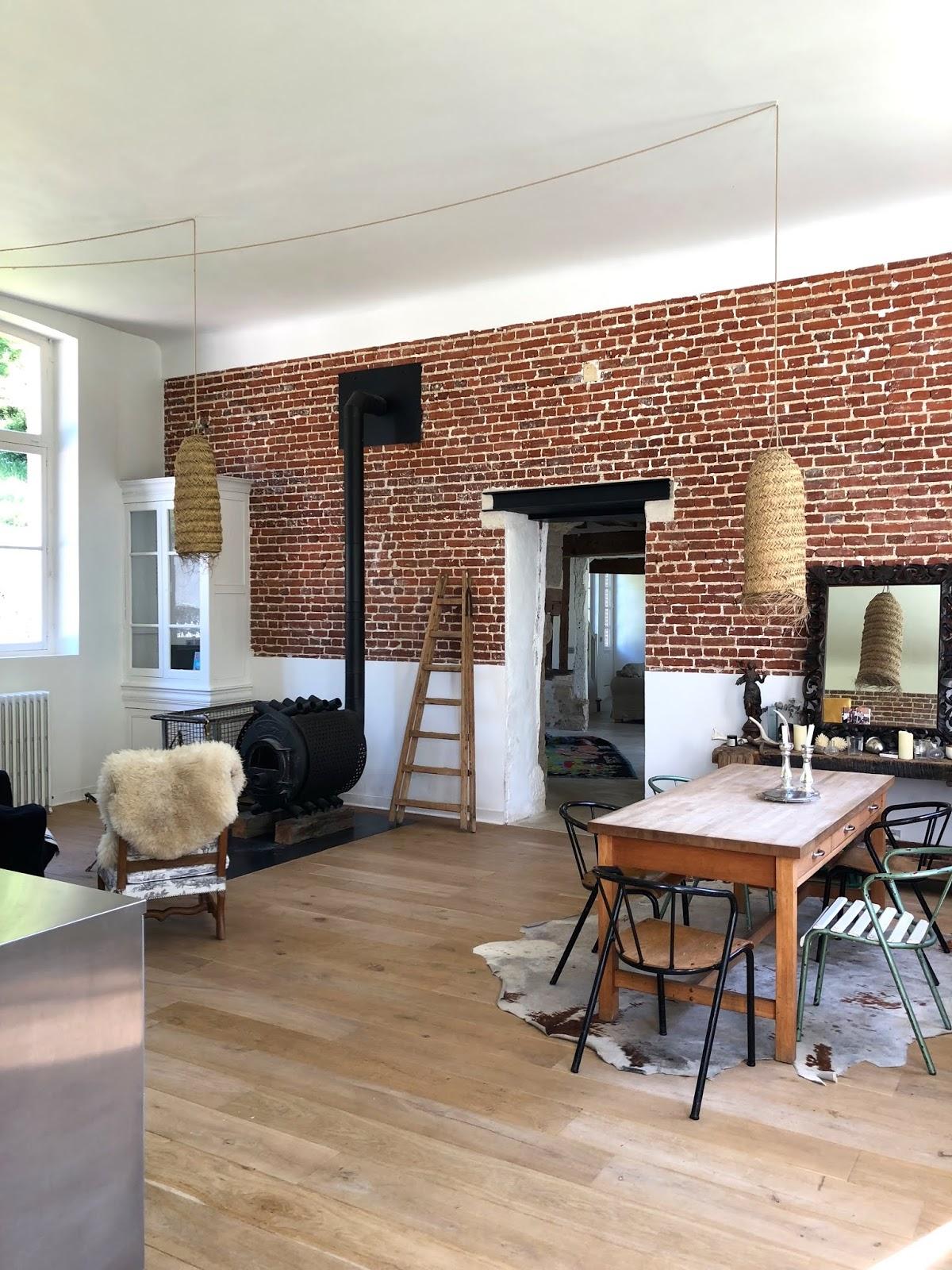 ATELIER RUE VERTE , le blog: Normandie / Ecole à vendre ...