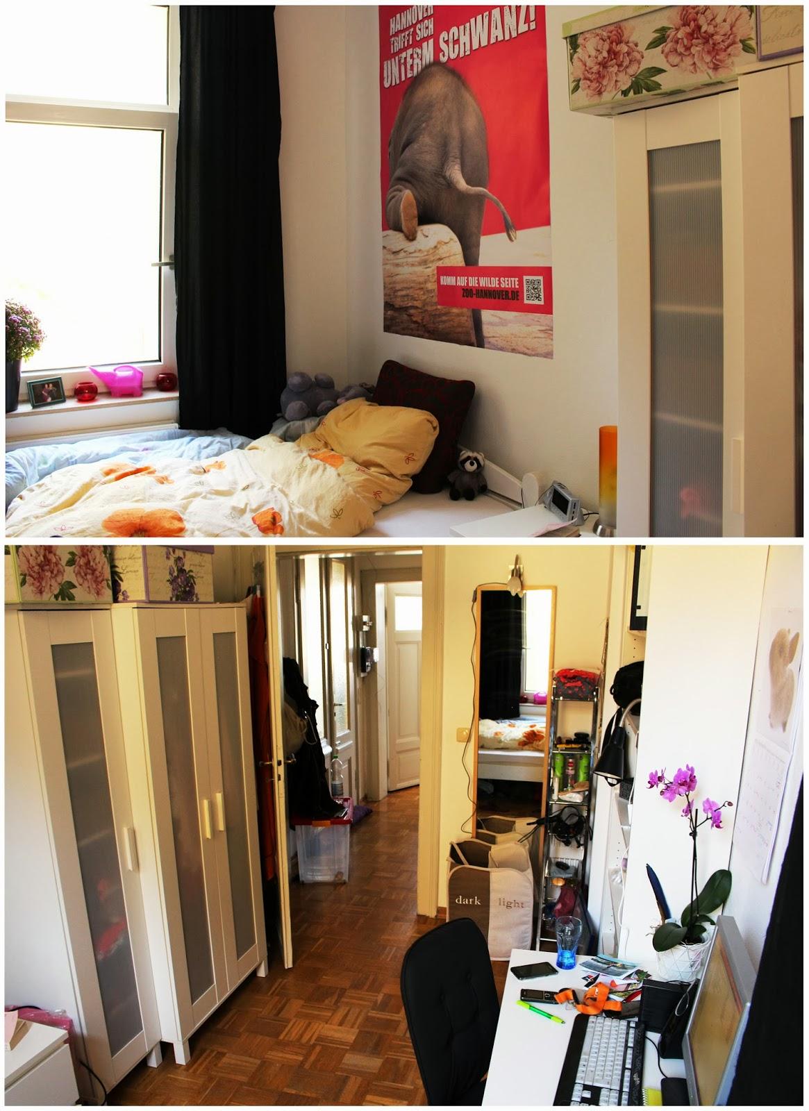 sunny in hannover umziehen und tsch ss sagen. Black Bedroom Furniture Sets. Home Design Ideas