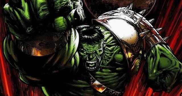 La armadura de Planet Hulk está en Thor: Ragnarok