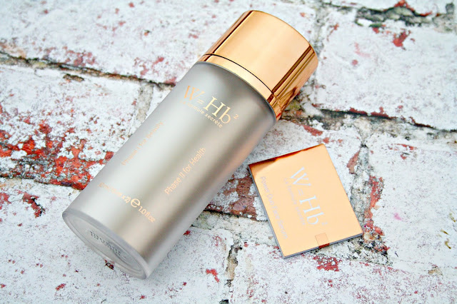 W=HB² Power-Duo-Serum