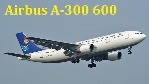 AIRBUS A-300 600