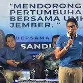 Sandiaga Uno Siap Undang Jokowi Adu Data Harga Pangan