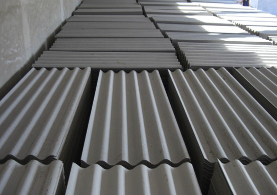 Fiber Cement Board Techos De L 225 Mina De Fibrocemento