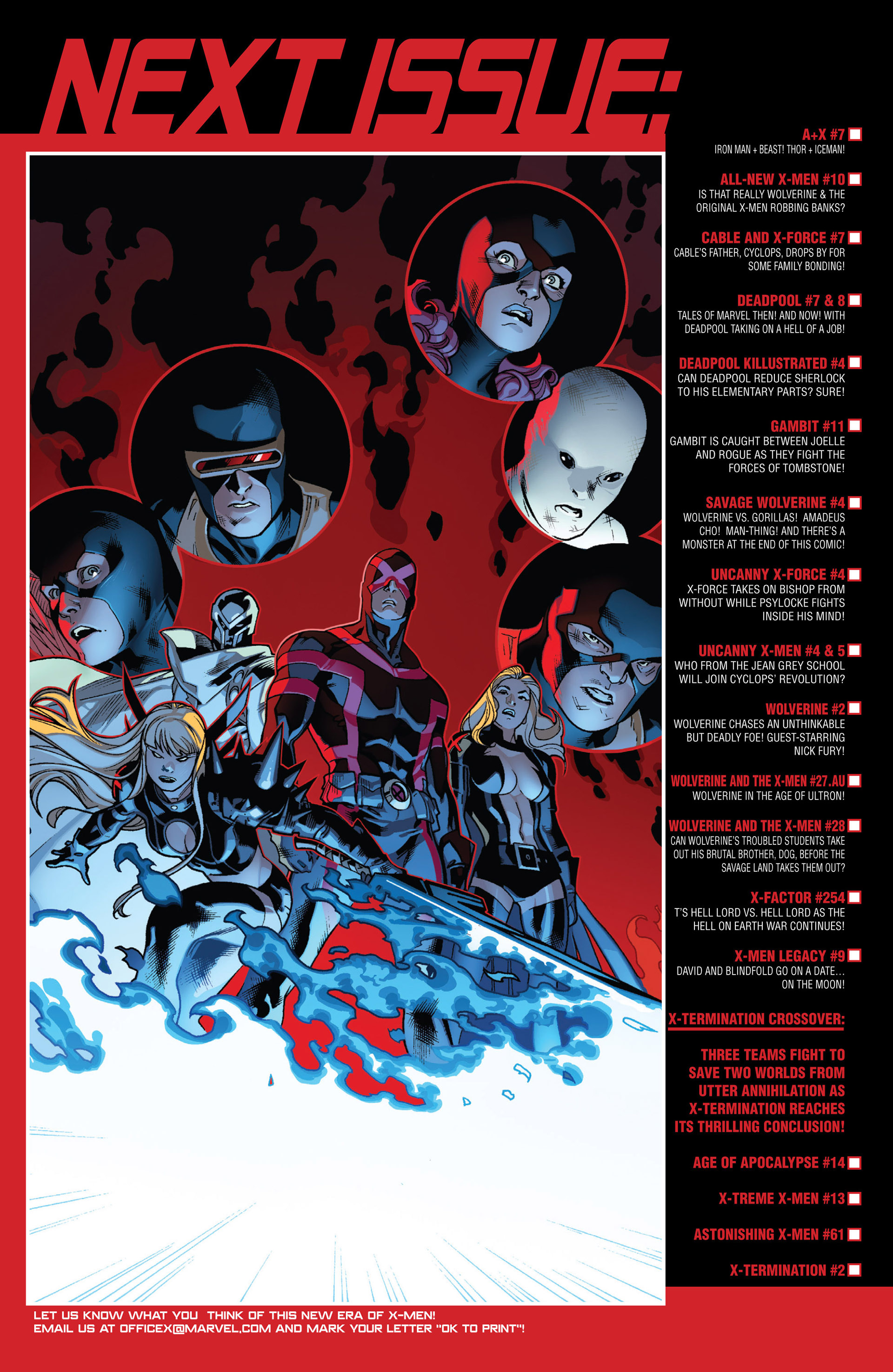 Read online All-New X-Men (2013) comic -  Issue #10 - 23