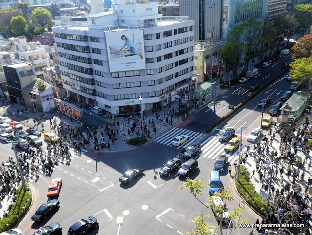 cruce Omotesando Tokio