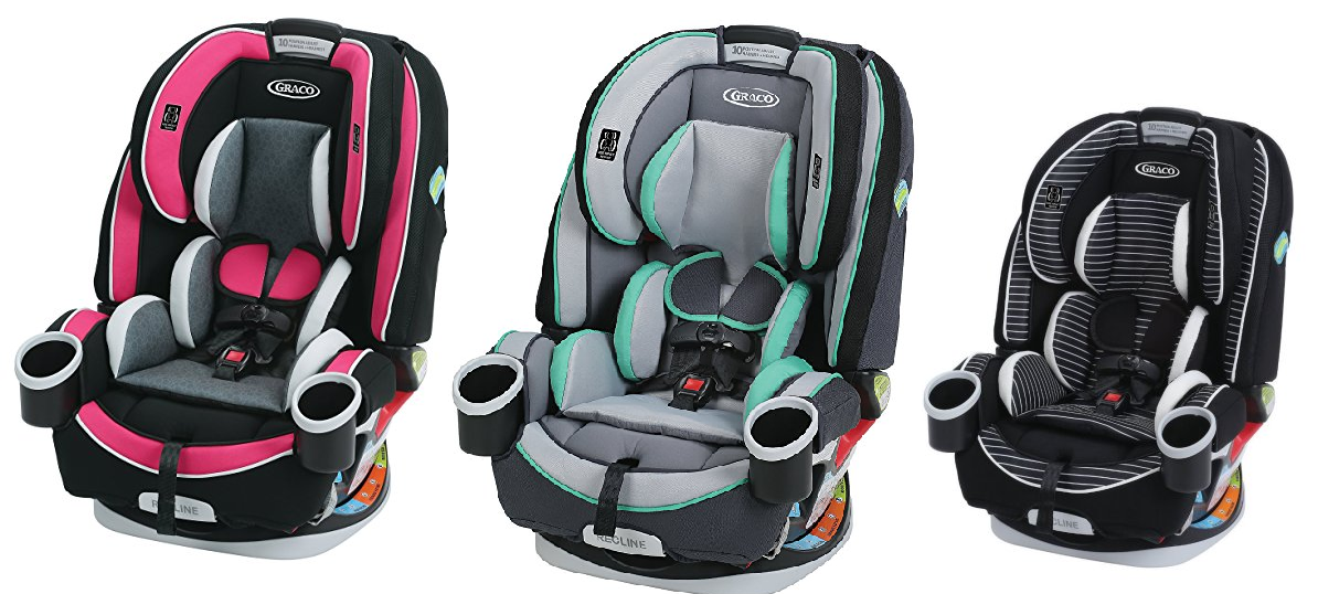 Graco Ever All In One Convertible Car Seat Hot
