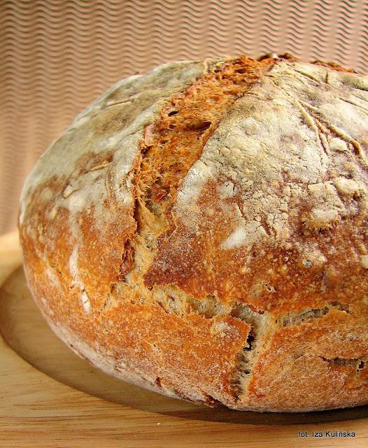Chleb z patelni czyli patelniak