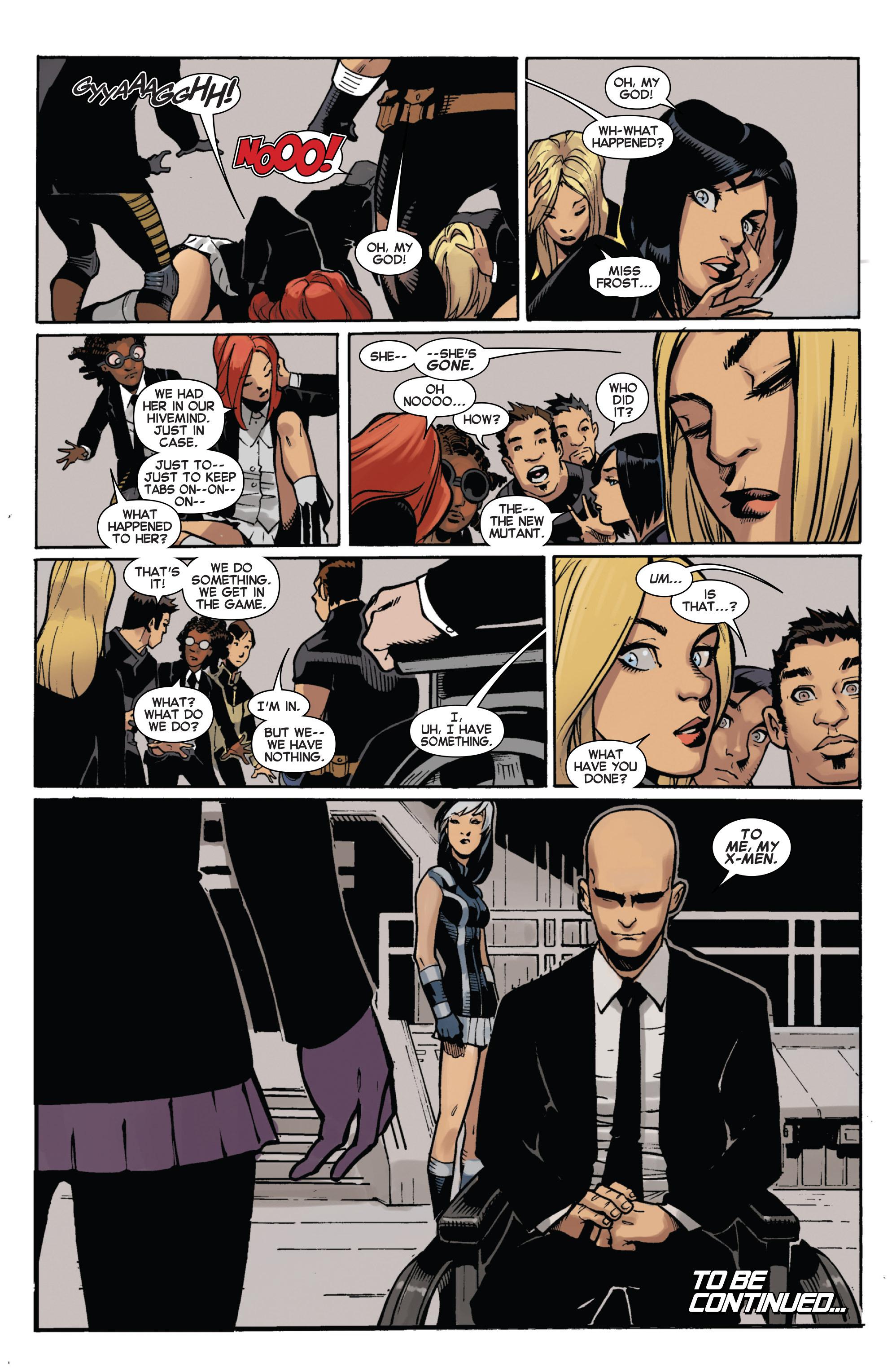 Read online Uncanny X-Men (2013) comic -  Issue #30 - 18