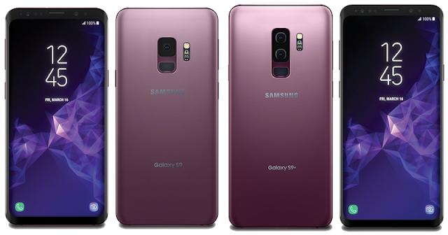 Bocor Lagi : Begini Full Spesifikasi Dan Harga Samsung Galaxy S9 & S9+ Lengkap Dengan Gambar