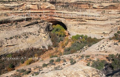Sipapu Bridge Natural Bridges National Monument Utah