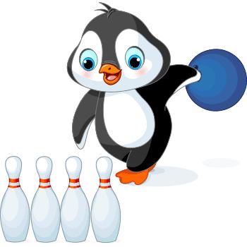 Bowling Penguin