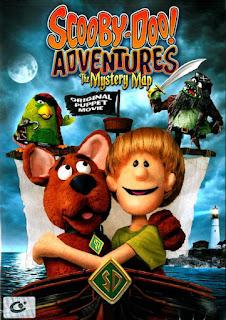 Scooby Doo! Aventuri: Harta misterelor dublat in romana