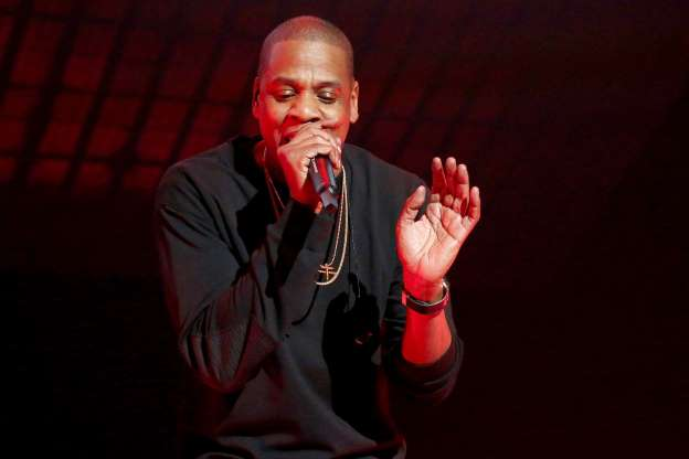 Jay Z just changed his name again  to JAY-Z