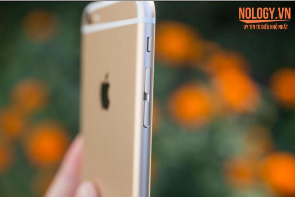 Hình ảnh cạnh rìa của iphone 6s plus quốc tế