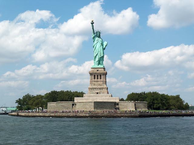 Visita a l`Estàtua de la Llibertat