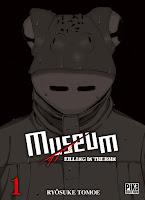 Museum, Manga, Critique Manga, Pika Édition, Ryôsuke Tomoe,
