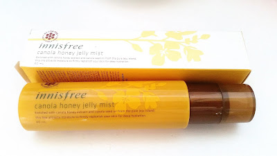 Innisfree Canola Honey Jelly Mist