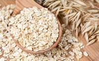 Oats - Top 6  foods to burn belly fat