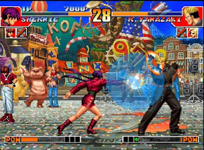 The King Of Fighters 97 mod
