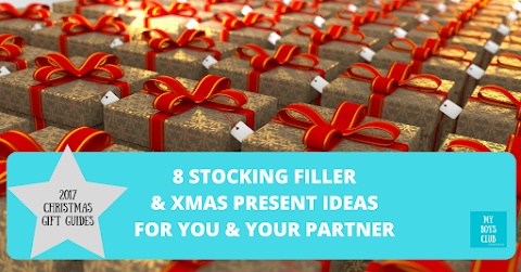 8 Stocking Filler & Xmas Present Ideas For You & Your Partner (AFFILIATE)