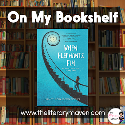 When Elephants Fly by Nancy Richardson Fischer has a wonderful balance of action, drama, romance, and animals that kept me wanting to read more to see how things would turn out for both Lily and Swifty. Read on for more of my review and ideas for classroom application.