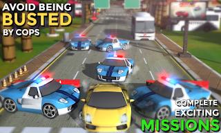 HotFoot – City Car Racing 3d v2.6 Mod