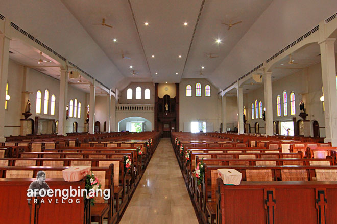 gereja katolik st antonius purbayan solo